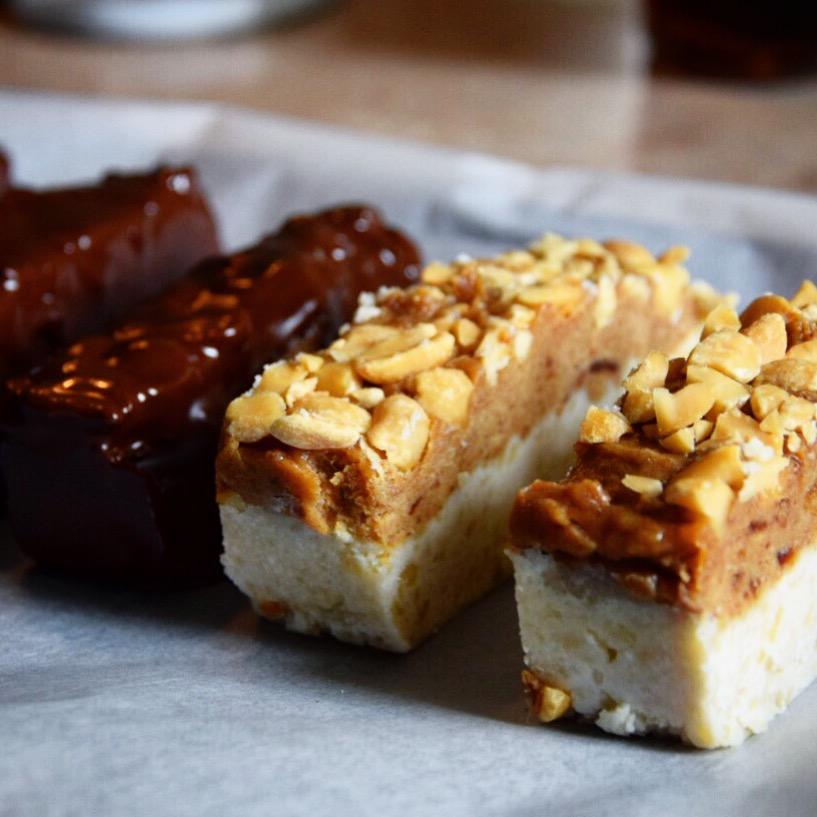 zdrowe snickersy kuchnia plus