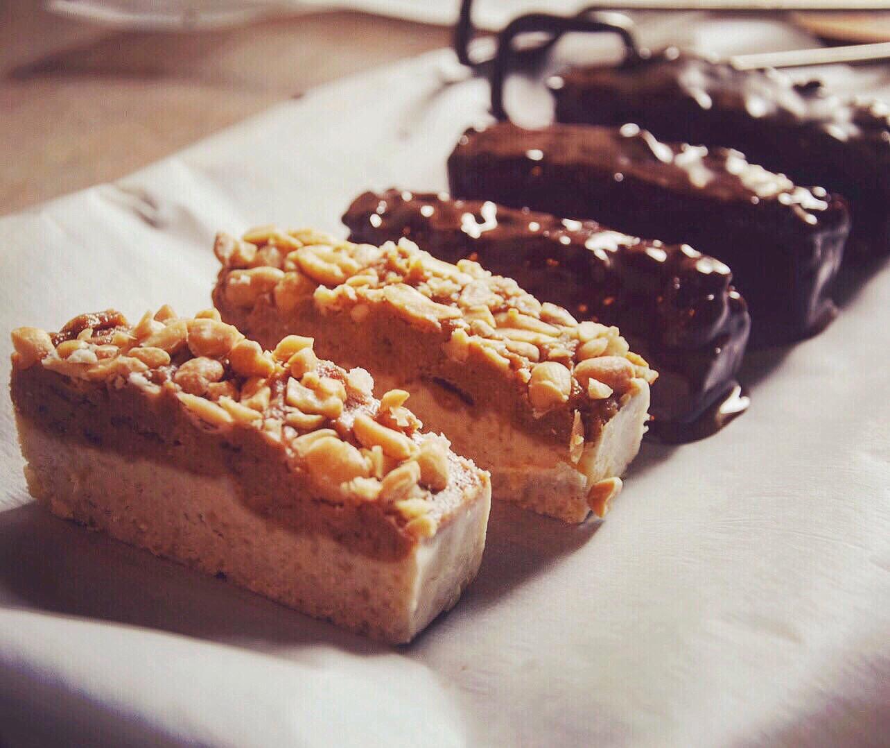 zdrowe snickersy